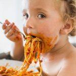 cibo svezzamento neonato