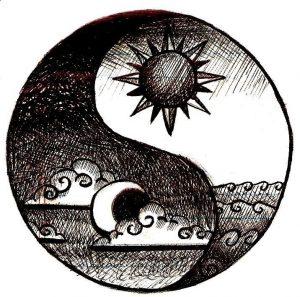 yin yang naturopatia