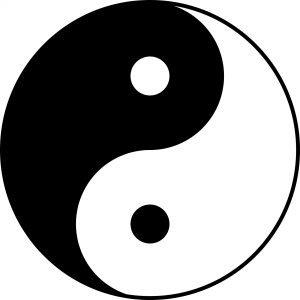 yin yang alimentazione